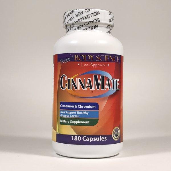 Body Science Cinnamate 180 capsules