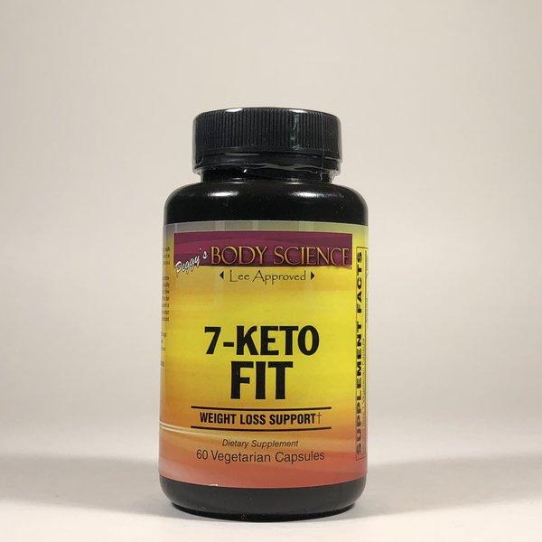 Body Science 7 KETO FIT 60 VEG CAPS