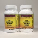 Body Science Ultra Cleansing System AM/PM VegCaps