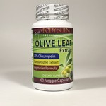 Body Science Olive Leaf Extract 20% 750mg 60 Veg Caps