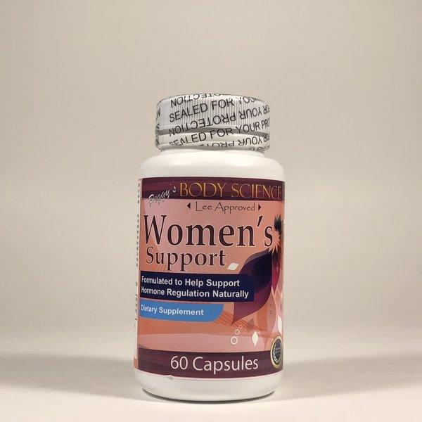 Body Science Womens Support 60 Capsules
