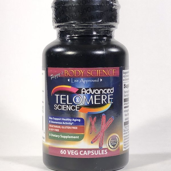 Body Science Advanced Telomere Science 60 Capsules