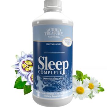 BURIED TREASURE SLEEP COMPLETE LIQUID 16 FL OZ