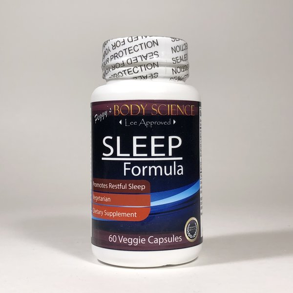 Body Science Sleep Formula 60 Veg Capsules