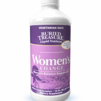BURIED TREASURE WOMENS CHANGE 16 FL OZ