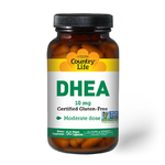 COUNTRY LIFE DHEA 10 Mg 50 Vegan Capsules