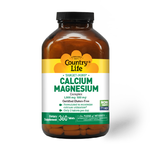 COUNTRY LIFE Calcium Magnesium Target-Mins® Complex 360 Tablets