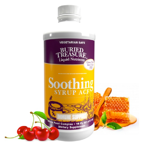 BURIED TREASURE Soothing Syrup ACF™ 16 Fl oz.