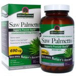 NATURES ANSWER Saw Palmetto Berry Ext  120 cap