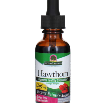 NATURES ANSWER Hawthorn Berry EX 1oz