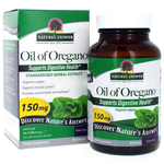 NATURES ANSWER Oil of Oregano A/F 90gels
