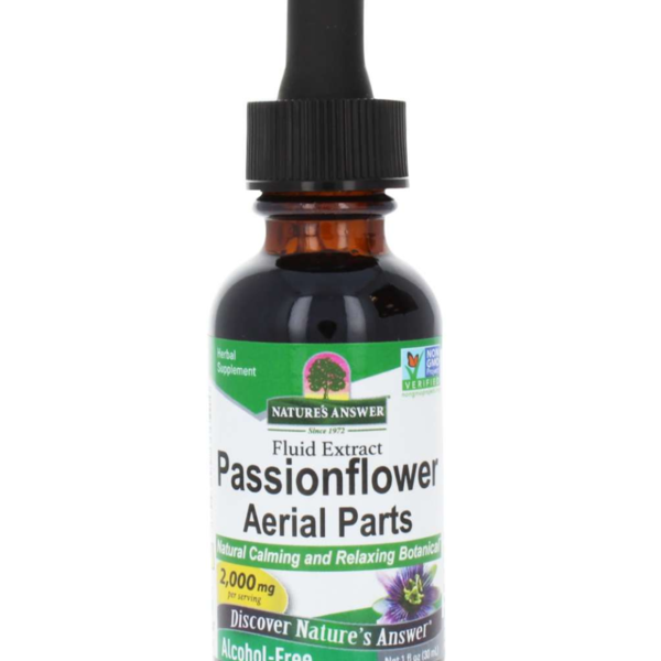 NATURES ANSWER Passion Flower A/F 1oz