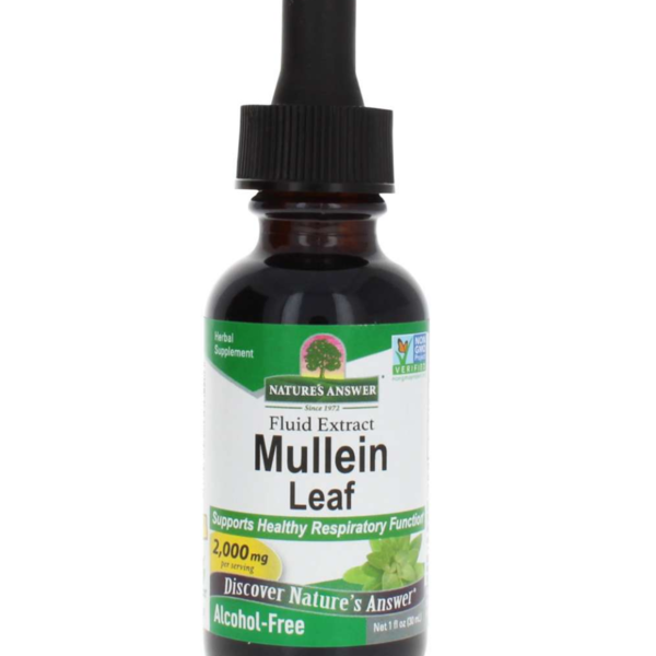 NATURES ANSWER Mullein A/F 1oz