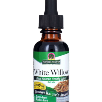NATURES ANSWER White Willow A/F 1oz