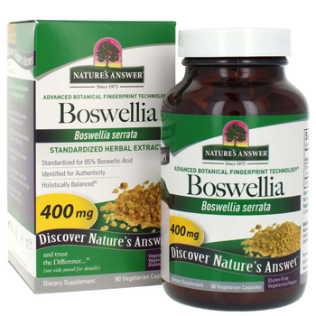NATURES ANSWER Boswelia 90 Vcaps