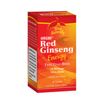 TERRY NATURALLY Red Ginseng Energy 30tabs