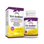 TERRY NATURALLY Tri-Iodine 25mg 60 Capsules