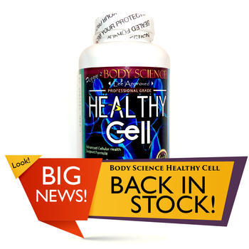 Body Science Healthy Cell 180 Capsules