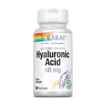 SOLARAY Hyaluronic Acid, Triple Strength 60 mg 30 capsules