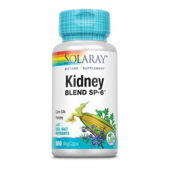 SOLARAY Kidney Blend SP-6 100 VegCaps