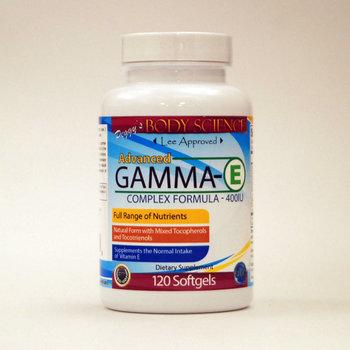 Body Science Gamma-E 120 Softgels