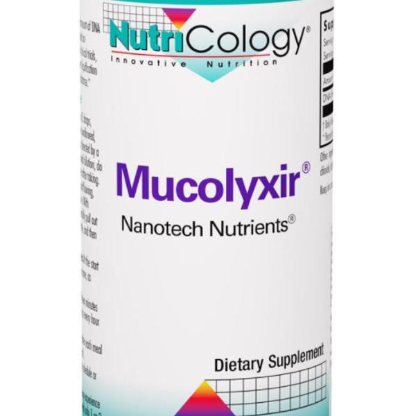 Mucolyxir® 12 mL (0.4 fl. oz.)