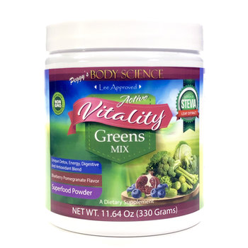 Body Science Vitality Greens Mix 11.64 OZ