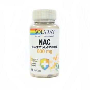 SOLARAY Solaray NAC 600mg 60caps