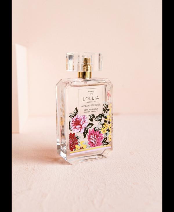 Eau de Parfum in Always in Rose