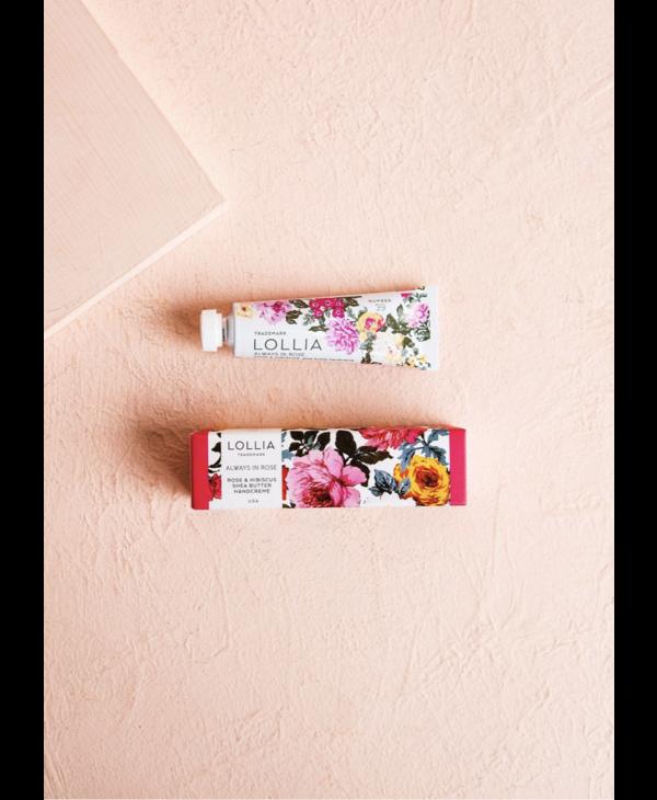 Petite Treat Handcreme in Always in Rose