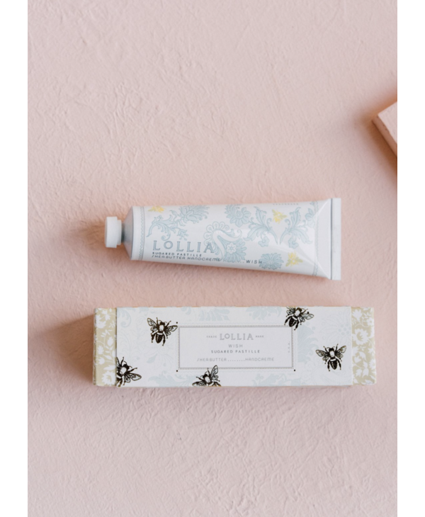 Travel Size Handcreme in Wish