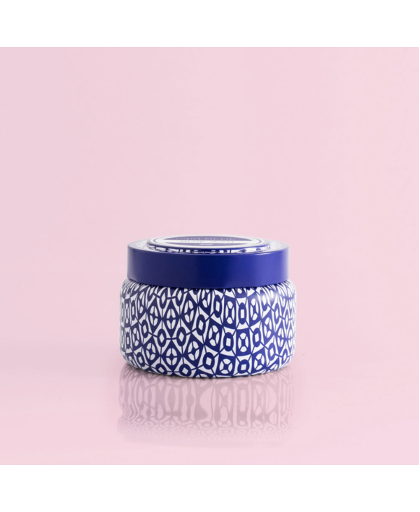 Printed Travel Tin in Aloha Orchid