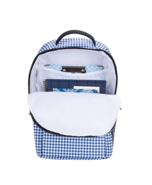 Pack Leader Backpack in Brooklyn Checkham