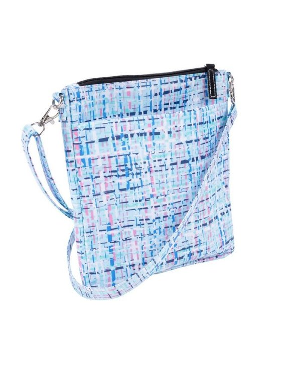 Polly Crossbody Bag in Need for Tweed