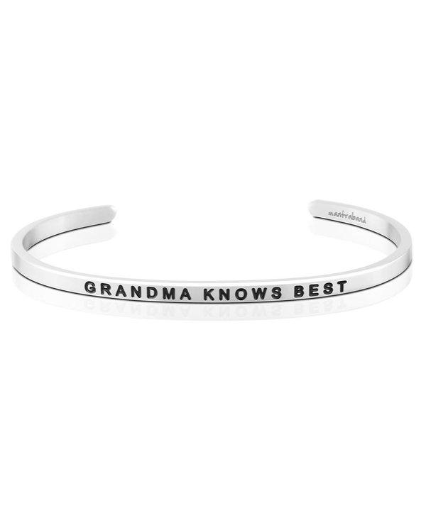 Grandma Knows Best