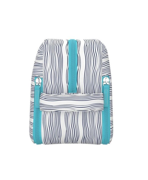 Glamazon Toiletry Bag in Call Me Wavy