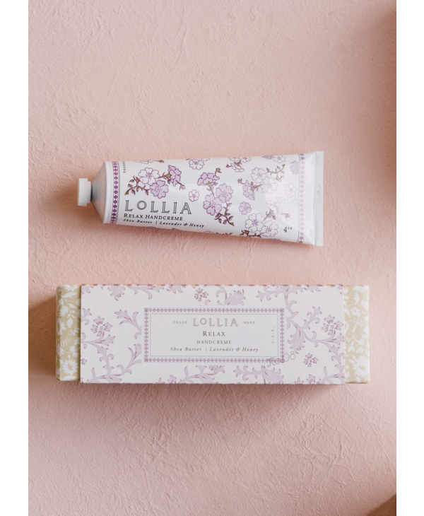 Shea Butter Handcreme in Relax