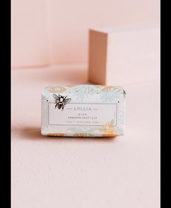 Shea Butter Soap in Wish