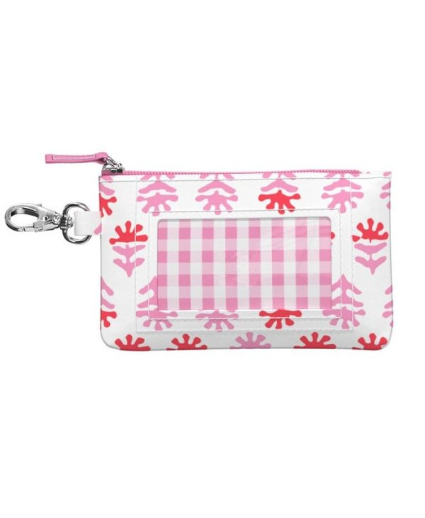 ID Kase Card Holder in Lady and the Stamp