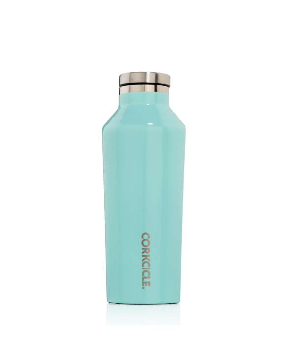 9oz Canteen in Turquoise