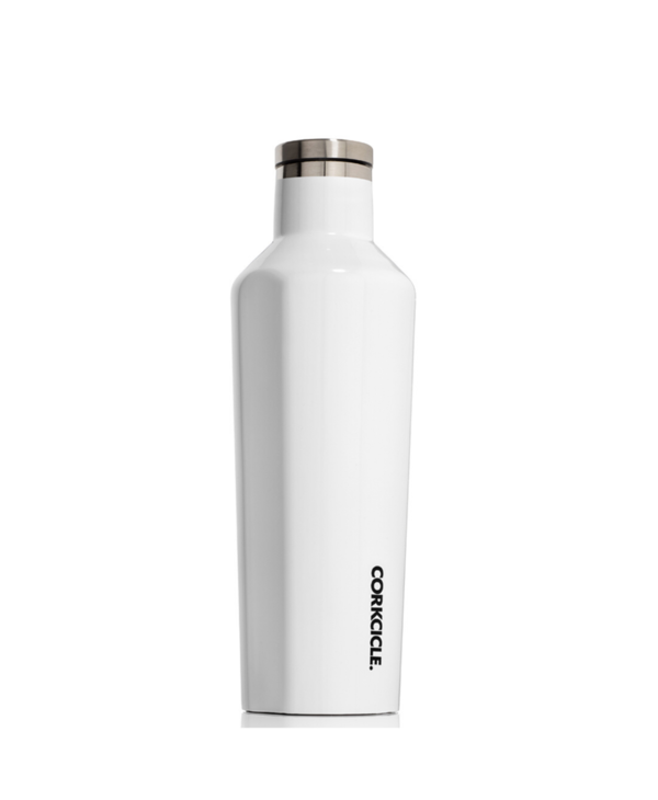 16oz Canteen in White