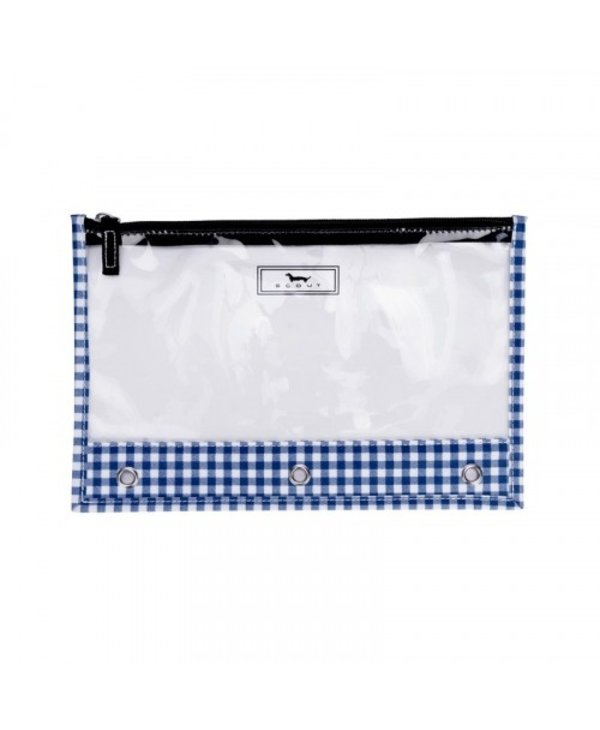 Binders Keepers Pencil Pouch in Brooklyn Checkham