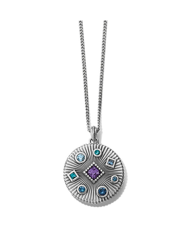 Halo Rays Petite Necklace