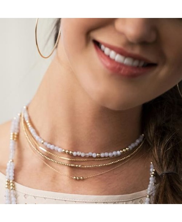Joy Gold Necklace