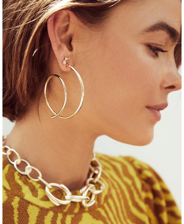 Myles Hoop Earrings
