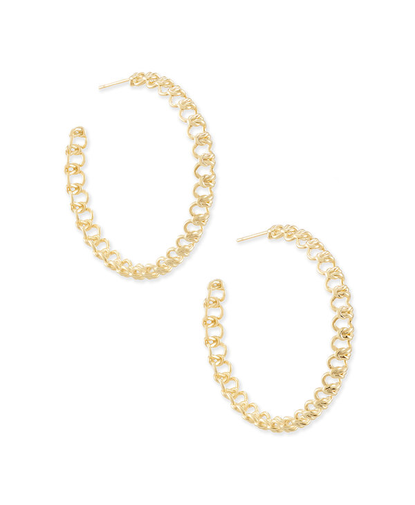 Fallyn Hoop Earrings