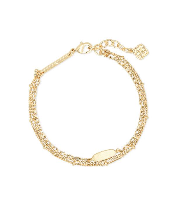 Fern Multi Strand Bracelet