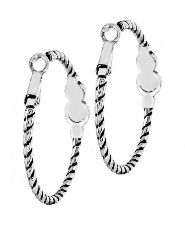 Halo Hoop Earrings