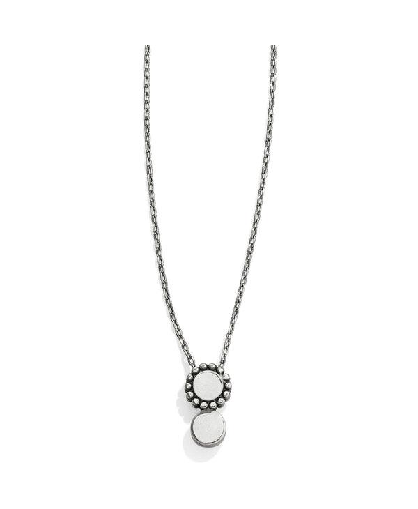 Twinkle Double Drop Necklace