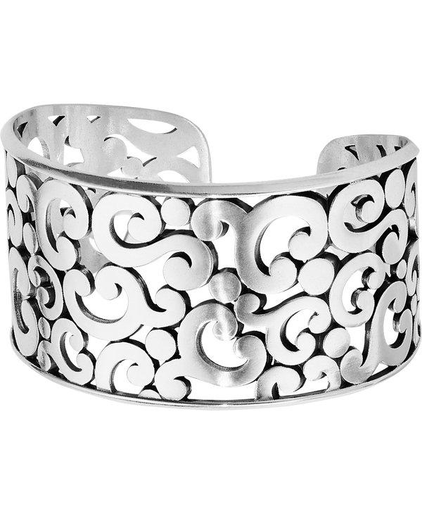 Contempo Wide Cuff Bracelet